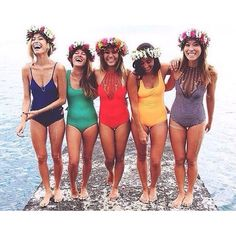 """Struttin' on the dock of the bay. #bridalbonding #bathingbeauties #ivorytribe"" Photo taken by @ivorytribe on Instagram, pinned via the InstaPin iOS App! http://www.instapinapp.com (03/12/2015)"