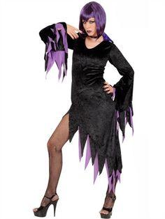 Dark Mistress kostume - www.BlikfangsKostumer.dk
