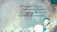 """""""Christ Be All Around Me"""" from All Sons & Daughters (OFFICIAL LYRIC VIDEO)"""