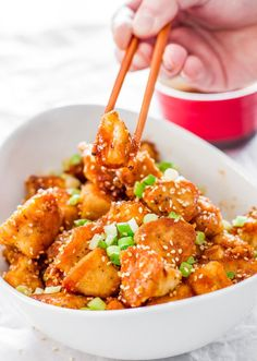 Sweet and Sour Chicken - Jo Cooks