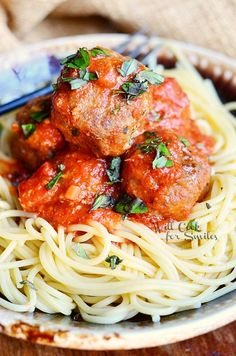 Best Meatballs Ever!