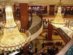 The Metropole Shopping Center, Monte Carlo, Monaco.