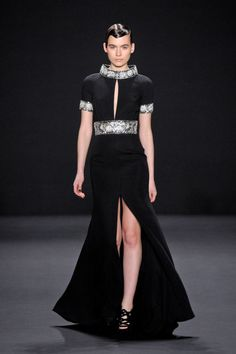 Naeem Khan Fall 2013 Ready-to-Wear Collection  - ELLE.com