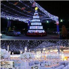 SAVFY® Guirlandes Lumineuses Déco 10 M 100 LED Ampoules Blanc Lumières Décoratives Prise EU pour Noël, Sapin, Maison, Fêtes, Mariages,…
