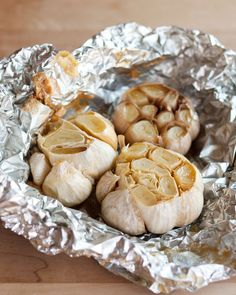 How To Roast Garlic in the Oven — Cooking Lessons from The Kitchn