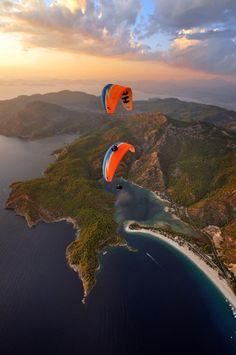 55mint: Paragliding-Ölüdeniz by Kenan Olgun on Fivehundredpx.