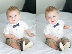 Little boy fashion clothing Bowtie