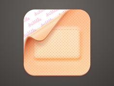 Dribbble Woundplast by Cinn