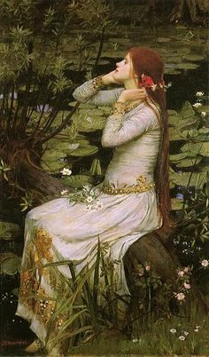 Ophelia J W Waterhouse