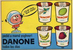 Publicidad Danone