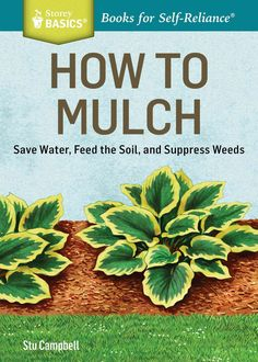 Mulching makes your garden and yard much easier to care for, helping to retain moisture, keep weeds in check, and protect young plants. This concise guide shows you exactly how to mulch for any situat