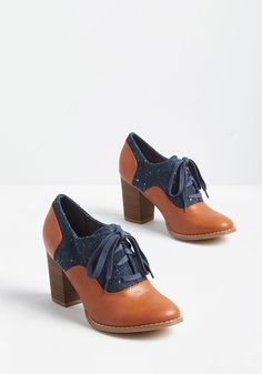 13 Best oxford heels images | Oxford heels, Fashion, Style