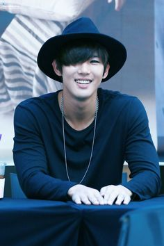 150628 BTH Yeouido Fansign - Song Kyungil - do NOT edit