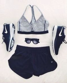 Nike Womens Workout Gear | Fitness Apparel | Gym workout clothes | Running Shorts | Nike Shoes | Tanks | Sport Bras and more https://www.FitnessApparelExpress.com Make sure to check out my fitness tips and sexy women's athletic clothing at https://ronitaylorfit.com/