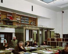 Denkmal 9, Henry van de Velde University Library, Rozier 9, Ghent, 2004, Fig. I, 0,