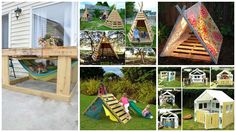 Comfortable and durable furniture made of wood, you can make from new or used pallets from warehouses, where you can get or buy them at very low prices. Fu