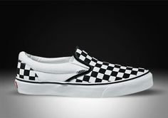 Checkered Vans... I love these.