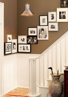 Diy Crafts Ideas : 6 Ways to Set Up a Gallery Wall