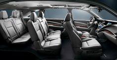 Acura MDX 2018 (Inside) Interior