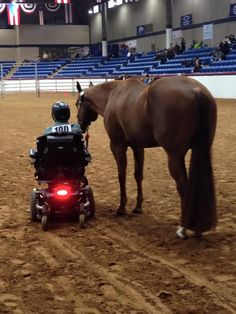 AQHA classes got the Chisholm Challenge for Special Riders underway January 12 at the Fort Worth Stock Show & Rodeo.