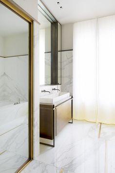 Inside a Classic Parisian Apartment With a Lively Spirit | MyDomaine.com