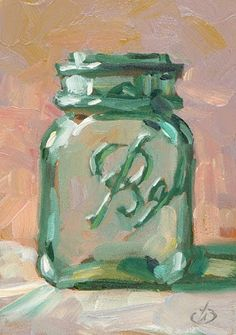TOM BROWN FINE ART: DAILY PAINTING, CONTEMPORARY STILL LIFE BY TOM BROWN