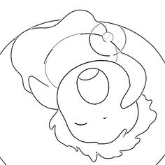 Coloriage ponyo petite fille dessin imprimer aslinn 39 s for Ponyo coloring pages
