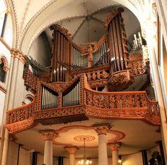 Bonner Kirchengemeinden Klais Organ