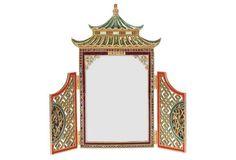 Colette Pagoda Frame, 5x7