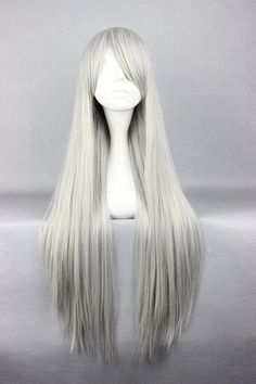 Great item for everybody.   Wholesale 80cm Long Hitman Reborn-Superbia Squalo Gray Cosplay Costume Wig - US $30.00 http://beautyshopguru.com/products/wholesale-80cm-long-hitman-reborn-superbia-squalo-gray-cosplay-costume-wig/