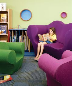 """""""How to Design Library Space with Kids in Mind - Library by Design"""""""
