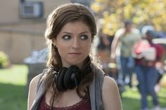 Still of Anna Kendrick in Pitch Perfect. She would be a great cast for Anastasia in 50 Shades of Grey