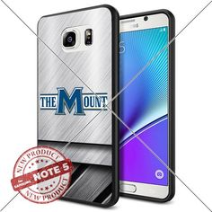 NEW Mount St. Mary's Mountaineers Logo NCAA #1343 Samsung Note 5 Black Case Smartphone Case Cover Collector TPU Rubber original by ILHAN [Metal BG] ILHAN http://www.amazon.com/dp/B0188GQ4GG/ref=cm_sw_r_pi_dp_TnhMwb192NZ5P