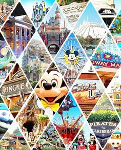 Welcome To The Magical World Of Disney