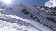Gletscherpiste Hohsaas