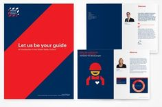 British Safety Council brochure