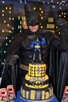 Batman birthday bash