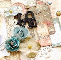 Happy smile♪: My Creative Scrapbook March Kit Reveal Blog Hop!