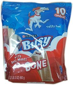 Purina Busy Bone Chewbone Treats - 10ct 35oz >>> You can get additional details at the image link.