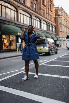 NO. 21 SLIPPERS - Mirror Me   London Fashion, Travel & Personal Development Blog   By Fisayo Longe