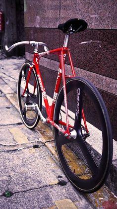 rossin tt via ici #bike #track