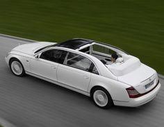 Maybach Landaulet – $1.35m (£825,000)