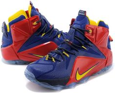 huge discount 62903 9931c Lebron 12 Navy Blue Red Gold0 Nike Lebron, Bugatti, Red Gold, Air Jordans