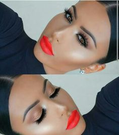 Amazing lipstick color