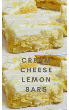 Lemon Glazed Lemon Bars from a Cake Mix are a simple lemon dessert that will have your taste buds singing! These soft, tangy lemon bars are drenched in a 2 ingredient lemon glaze and sprinkled with fresh lemon zest for a big pop of citrus flavor! Lemon Cake Bars, Cake Mix Bars, Lemon Brownies, Lemon Cake Mixes, Lemon Cupcakes, Lemon Bars Cake Mix Recipe, Lemon Cheesecake Bars, Lemon Pudding Cake, Cheesecake Recipes