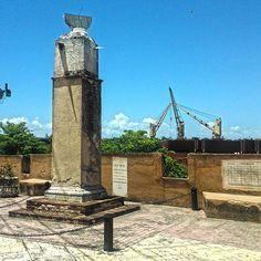 Reloj del Sol, Zona Colonial de Santo Domingo, D.N., R.D.