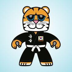 Kuk Sool Won Power Cub :: Illustration