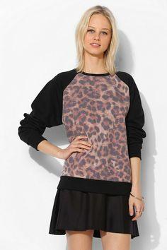 Blackstone Animal Pullover Sweatshirt #urbanoutfitters