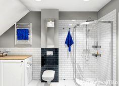Łazienka na piętrze domu Bathtub, Bathroom, Standing Bath, Washroom, Bath Tub, Bathrooms, Bathtubs, Bath, Tub