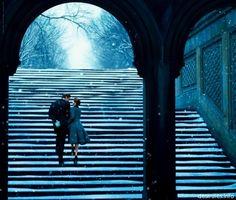 One of my many dreams... Thank you Tiffany's.  Hopeless romantic at heart.